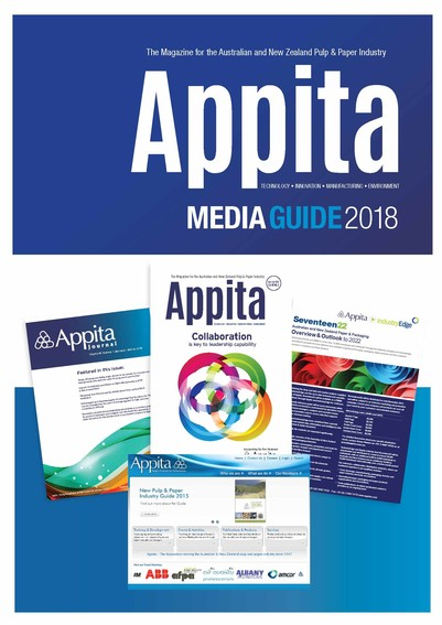 Appita Media Kit 2018 Cover